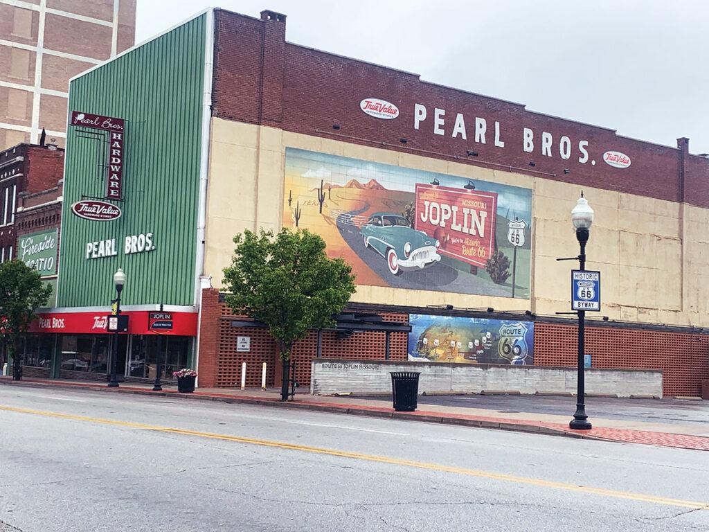 Peal Brothers True Value Hardware Store in Joplin, Missouri. Photo by Rachel Harper.