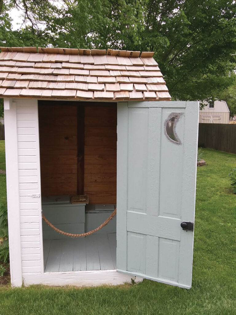 Outhouse. Submitted Photo.