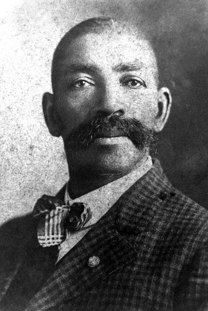 Former lawman Bass Reeves. Submitted Photo